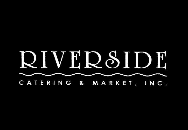 riverside wedding catering