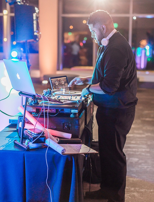 New Smyrna Beach Wedding Venue - DJ