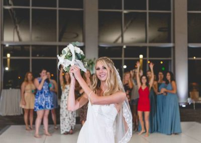 Brannon Center Wedding Bride