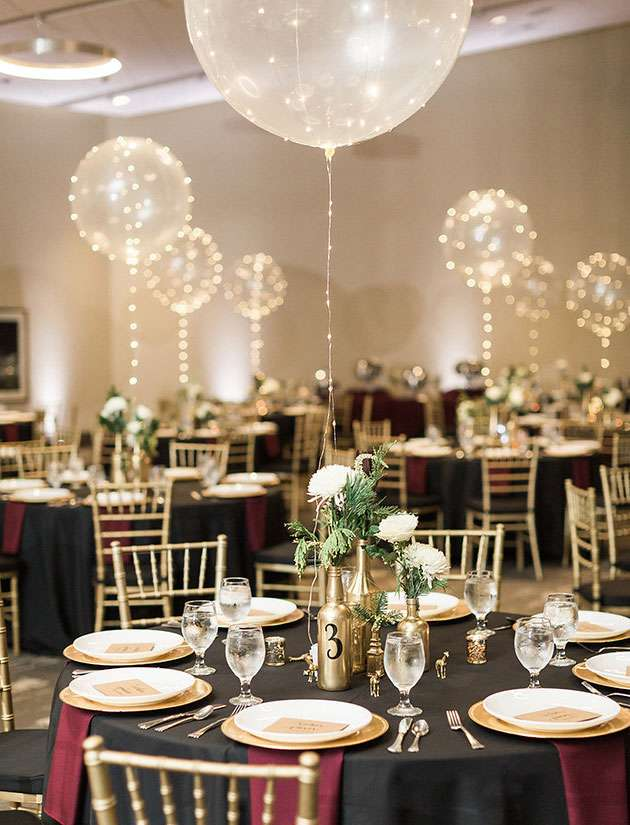 Brannon Center - Wedding Table Set